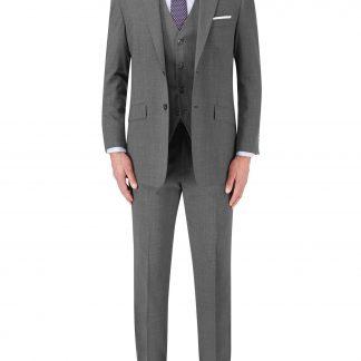 Darwin Trouser Classic Fit Grey.