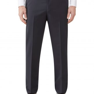 Farnhams Tailored Fit Trousers Navy