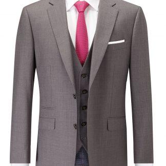 Joss Tailored Fit Jacket Grey.