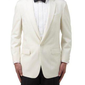 Sorrento Tuxedo Jacket White Formal Jacket