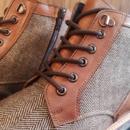 Arthur Brogue Boots