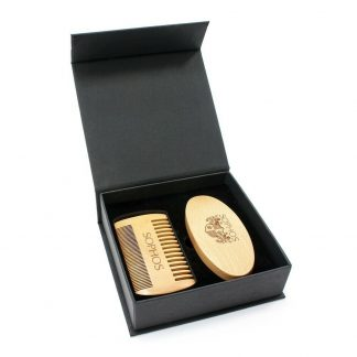 Beard Grooming Set Presented In Gift Box