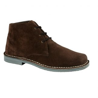 Desert Boot Real Suede In Two Colours