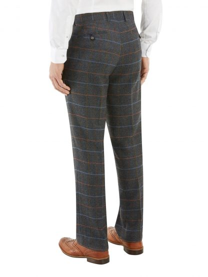 Doyle Tailored Fit Trouser In Two Colours