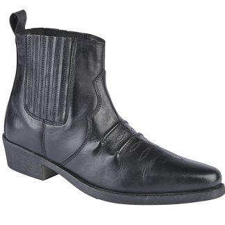Woodland Nebraska Boot In Brown Or Black