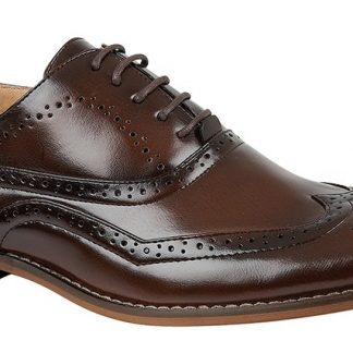 Oxford Brouge Dark Brown
